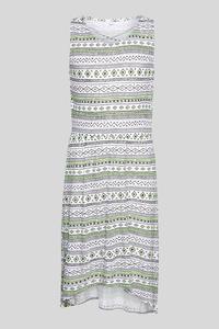 C&A Kleid, Weiß, Größe: 170