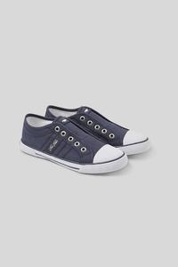 Tom Tailor - Leinen-Sneaker