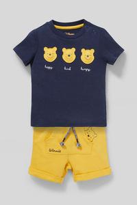Winnie Puuh - Baby-Outfit - Bio-Baumwolle - 2 teilig