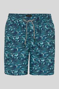 C&A Badeshorts, Blau, Größe: 3XL