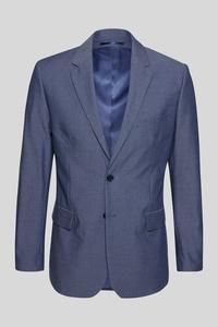 C&A Baukasten-Sakko-Regular Fit, Blau, Größe: 30