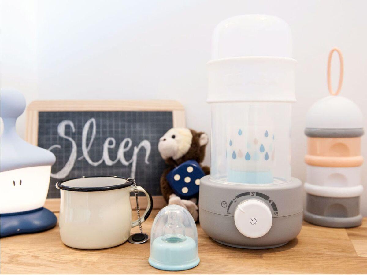 Bild 3 von BÉABA® Flaschenwärmer »BabyMilk Second«, Fläschchen, Gläschen, Sterilisator, ab der Geburt