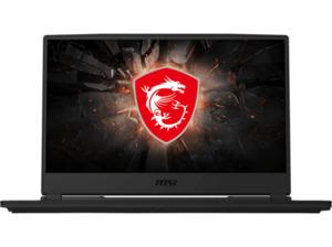 MSI GL65 9SD-226 Gaming Notebook mit Core™ i7, 16 GB RAM, 512 GB & GeForce® GTX 1660 Ti in Schwarz