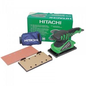 Hitachi Schwingschleifer - FSV10SA 180W, Staubsack,6x Schleifpapier