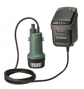 Bosch Gartenpumpe GardenPump 18 18 Volt, 2,5 Ah