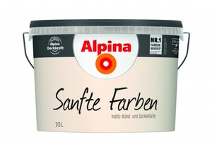 Alpina Sanfte Farben 10 l, strand