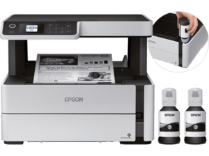 EPSON EcoTank ET-M2170 Multifunktionsdrucker in Schwarz/Weiß online