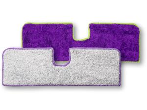 GENIUS 13108 Cleanissimo (Set 2tlg.) Spray Mop Mikrofasertücher-Set