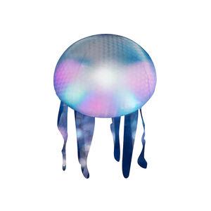 Schwimmobjekt Qualle, D:27cm x H:65cm, bunt
