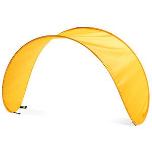 Schattenspender, L:180cm x B:55cm, gelb