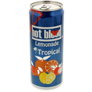 Hot Blood Limonade Tropical
