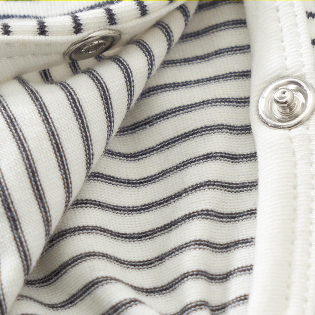 Bild 5 von Newborn Strampler im Streifen-Look