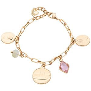 Damen Armband mit verschiedenen Anhängern