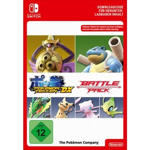 Nintendo Switch: Pokémon Tekken DX Battle Pack (Digitaler Download)
