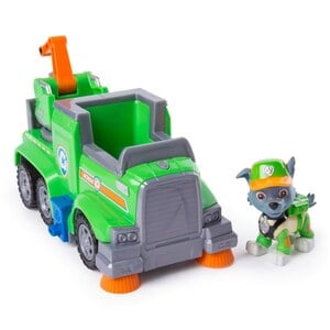 Paw Patrol - Ultimate Rescue Recycling Truck mit Welpe Rocky
