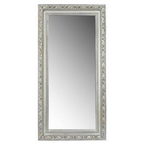 Landscape Spiegel  , Genua , Glas , massiv , 100x200x7.6 cm , verspiegelt,Echtholz , Verzierungen, senkrecht und waagrecht montierbar , 002818000701