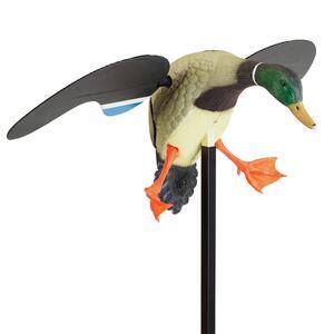 Lockente elektrisch mit beweglichen Flügeln