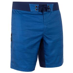 Boardshorts Surfen Standard 500 Haro blau