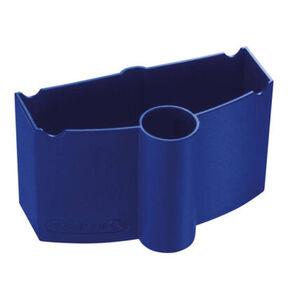 Pelikan Wasserbox Blau mit Pinselhalter und Wasserkammer
