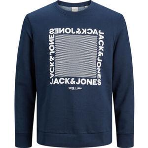 Jack & Jones Sweatshirt, Print, breite Bündchen, für Jungen