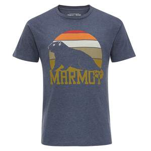 Marmot DAWNING MARMOT TEE SS Männer - Funktionsshirt