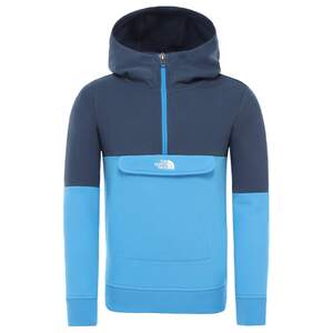 The North Face Y YAFITA 1/4 ZIP Kinder - Kapuzenpullover