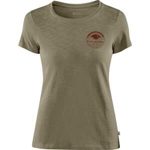 Fjällräven FOREVER NATURE BADGE T-SHIRT W Frauen - T-Shirt
