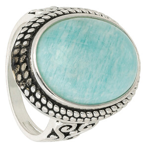 Ring - Mrs. Amazonite