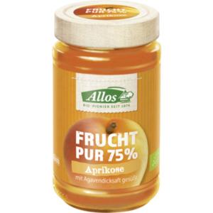"""Allos Fruchtaufstrich """"Frucht pur"""""""