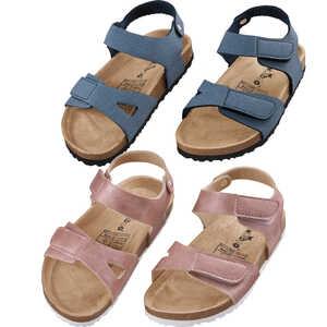 KUNIBOO®  Kleinkinder-Tieffußbett-Pantoletten