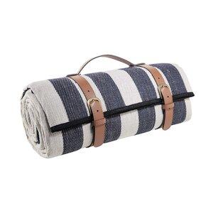 WANDERLUST Picknickdecke Streifen L 150 x B 200cm