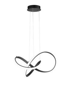 WOFI LED-Pendelleuche Indigo