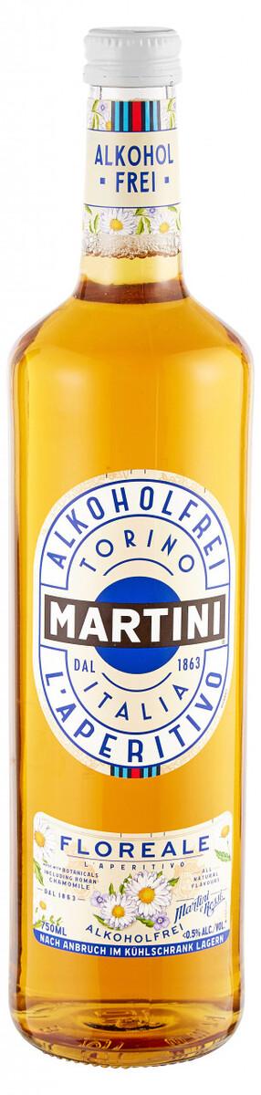 Bild 1 von Martini Floreale, Alkoholfrei