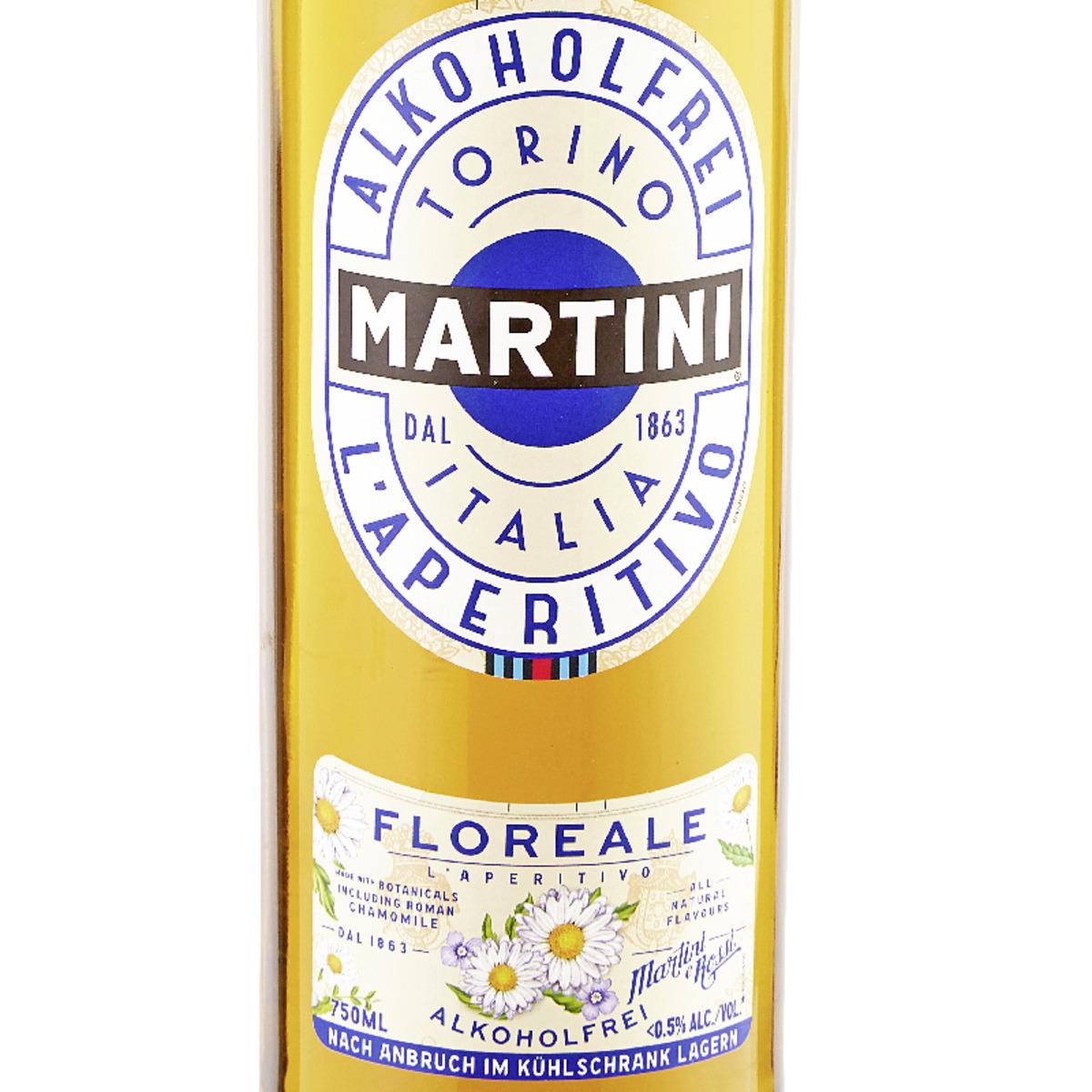 Bild 2 von Martini Floreale, Alkoholfrei