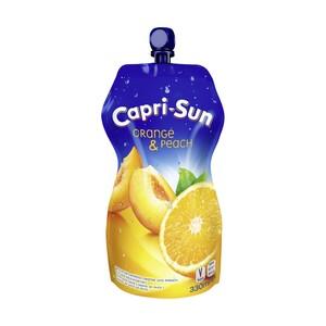 Capri-Sun versch. Sorten, jeder 0,33-Liter-Beutel/jede 0,33-Liter Dose