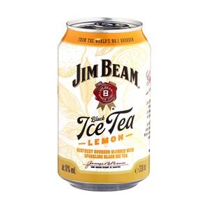 Jim Beam +Ice Tea, +Cola oder +Cola Zero 10/10/10 % Vol., jede 0,33-l-Dose