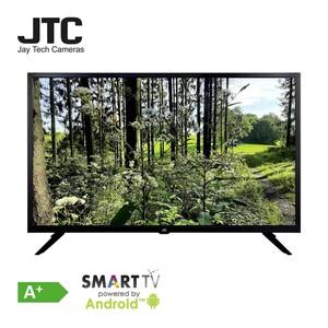 SG32H5556J • HD-TV • 3 x HDMI, 2 x USB, CI+ • integr. Kabel-, Sat- und DVB-T2-Receiver • Maße: H 43,2 x B 73,3 x T 7,2 cm • Energie-Effizienz A+ (Spektrum A+++ bis D), Bildschirmdiagonale: