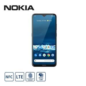 Smartphone 5.3 · Vierfach-Hauptkamera mit lichtstarker f/1.8 Blende, Ultraweitwinkel- , Makro- und Tiefensensor (13 MP + 5 MP + 2 MP + 2 MP) · 8-MP-Frontkamera · 4-GB-RAM, bis zu 64 GB interner Sp