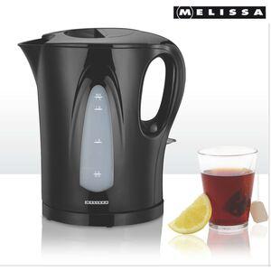 Melissa Wasserkocher 1,7 Liter Schwarz