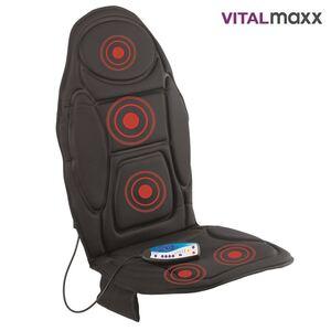 VITALmaxx Massagematte mit Wärmefunktion und Timer