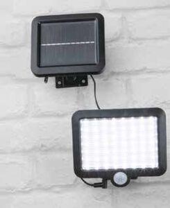 LED-Solarstrahler