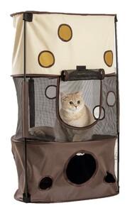 """Cat Bonbon Katzen-Spielturm """"Kitty"""" - 3-stöckig"""