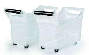 Toptex Ordnung Innovative Regal-/ Schrankbox - L 2er Set