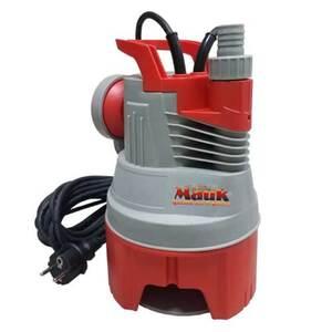 MAUK Tauchpumpe 250W für Klar- und Schmutzwasser mit Ein-/Ausschaltautomatik
