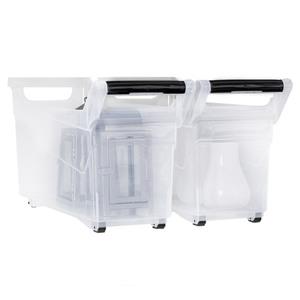 Toptex Ordnung Innovative Schrank- und Regalbox M - 2er Set