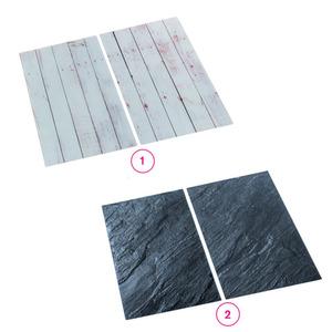 Casalino Herdabdeckplatte 2 Stück 30 x 52 cm in verschiedenen Varianten