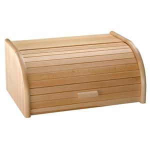 Kesper Brotkasten aus Buchenholz mit Rollklappe