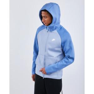 Nike Tech Fleece Color Block Full Zip - Herren Hoodies