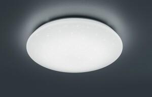 Reality LED Deckenleuchte weiß, inkl. Farbtemperatursteuerung