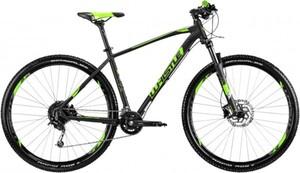 Whistle Mountainbike Patwin 2051 29 Zoll, 18-Gang, schwarz/grün